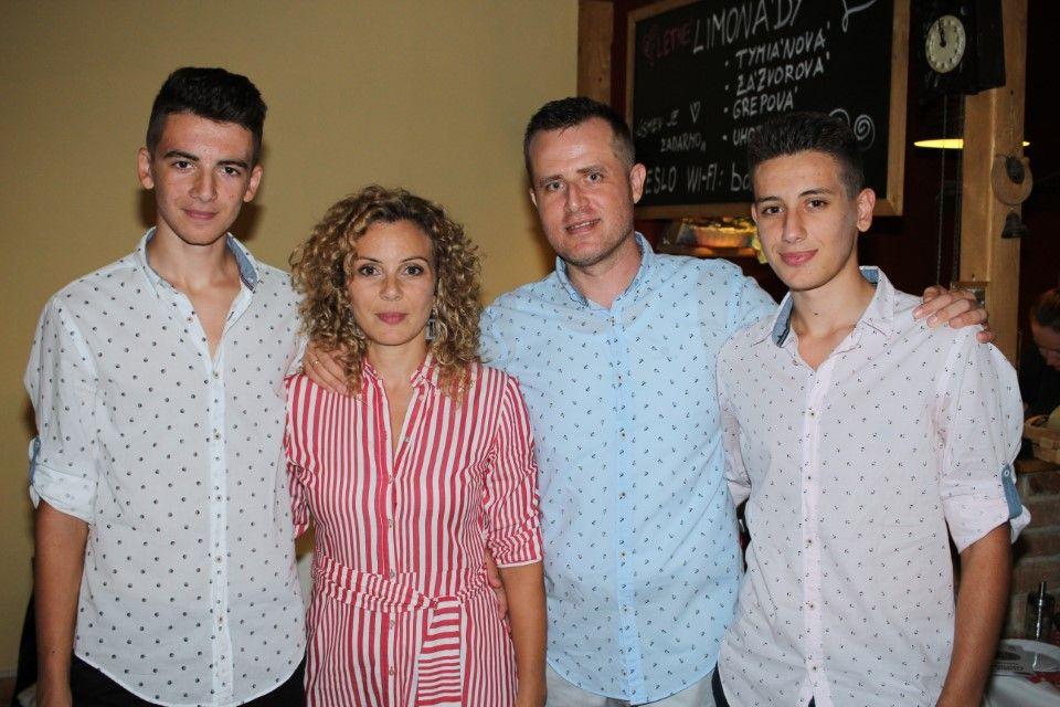 Rodina Viteková